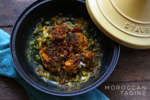 Moroccan Tagine Recipe from Squirrelly Minds
