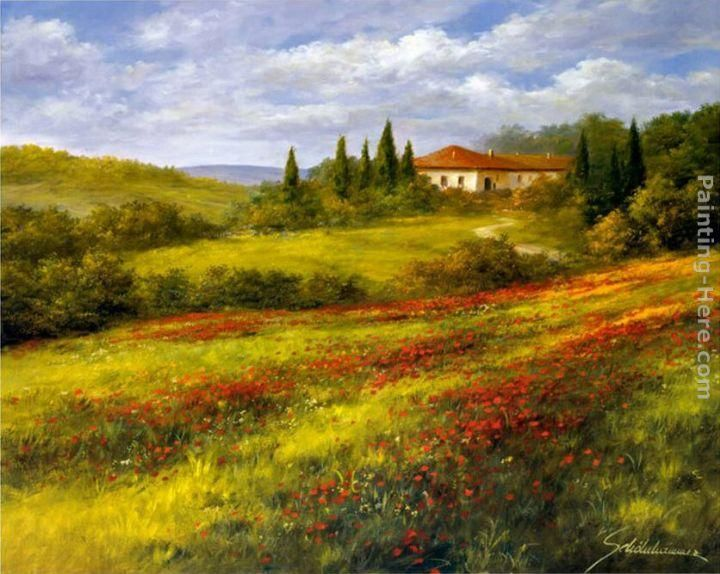 Landscapepaintings home famous paintings famous for Prints of famous paintings for sale