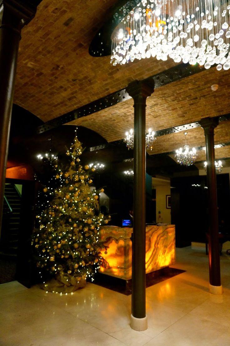 Blog post - Follow Your Sunshine: Review: The Montcalm Hotel, London http://followyoursunshine.blogspot.com/2015/01/review-montcalm-hotel-london.html