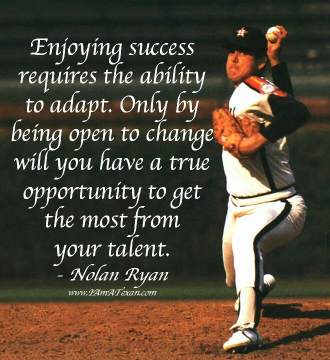 Nolan Ryan former Major League Baseball pitcher, and currently principal owner and CEO of the Texas Rangers.