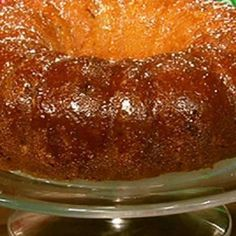 This recipe is moist and tasty. Treat yourself to a slice soon! Take bite of this cake and you will be in heaven . This recipe was contributed by: Daphne Oz of the Chew TV show.