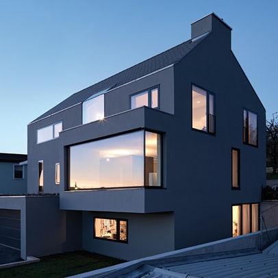 14 best house exterior ideas images on Pinterest | Modern homes ...