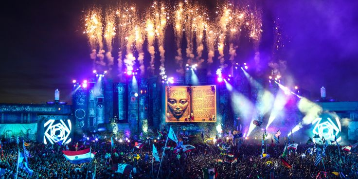 #Tomorrowland 2015 From India-Ticket Cost, Travel Packages, Tour Agent,Food,Accommodation