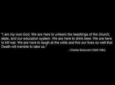 charles bukowski quotes | bukowski, charles bukowski, quote, quotes.text.lyrics.words, text ...