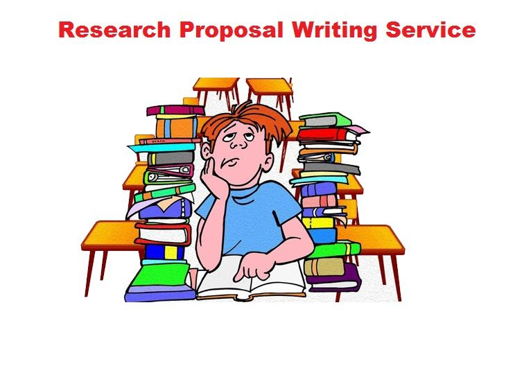 Writing research proposal services