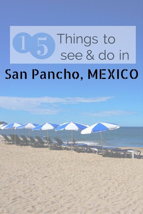 15 Things to See & Do in San Pancho, Mexico