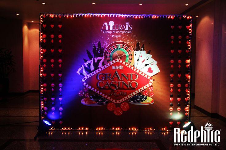 Redphire Grand Casino Fun Nite