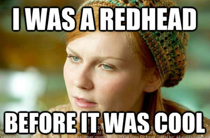 Redhead facts and fiction