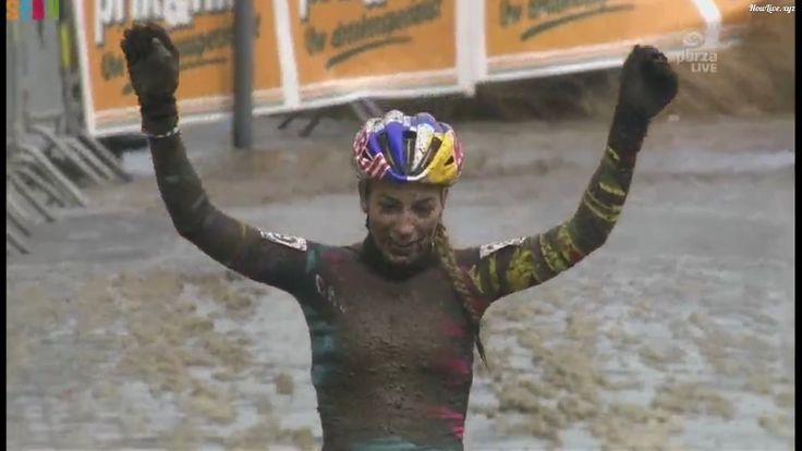 "18.9k Likes, 220 Comments - Pauline FERRAND-PREVOT (@paulineferrandprevot) on Instagram: ""Super happy to take the win today in #overijse  Hard battle in the mud, but I loved every minutes…"""