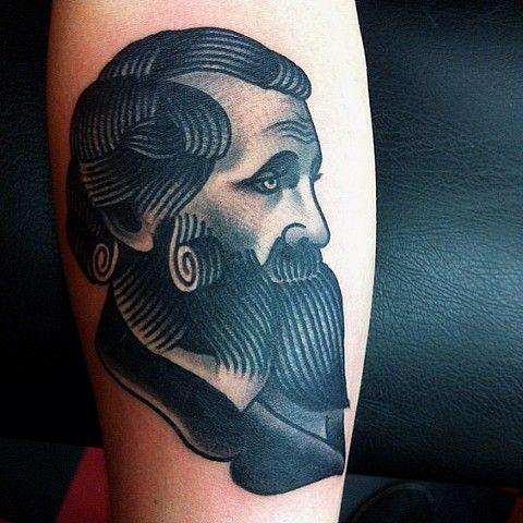 Tattoo / Idle Hand Tattoo — Designspiration