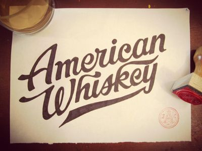 American Whiskey by Joseph Alessio