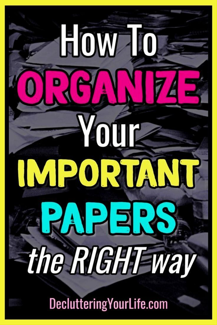 How to organize important documents in an emergency binder