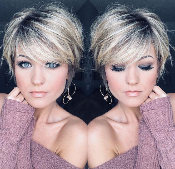 40 Trendy Short Hair Style Ideas For Women – MyKingList.com