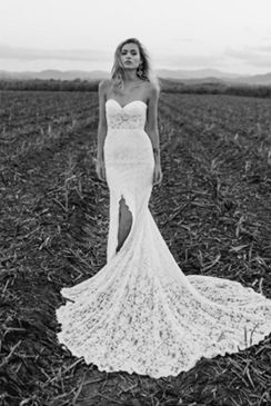 """The """"Indie"""" Gown by Made With Love 