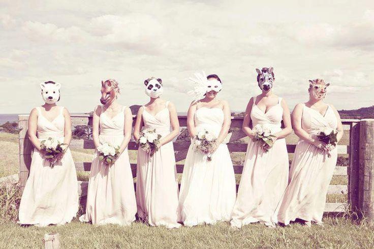 ViCTOR Bridesmaid Real Weddings & Styled Shoot Gallery - ViCTOR Bridesmaid