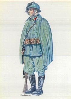 Regio Esercito - BERSAGLIERE CICLISTA (1915-1918), pin by Paolo Marzioli