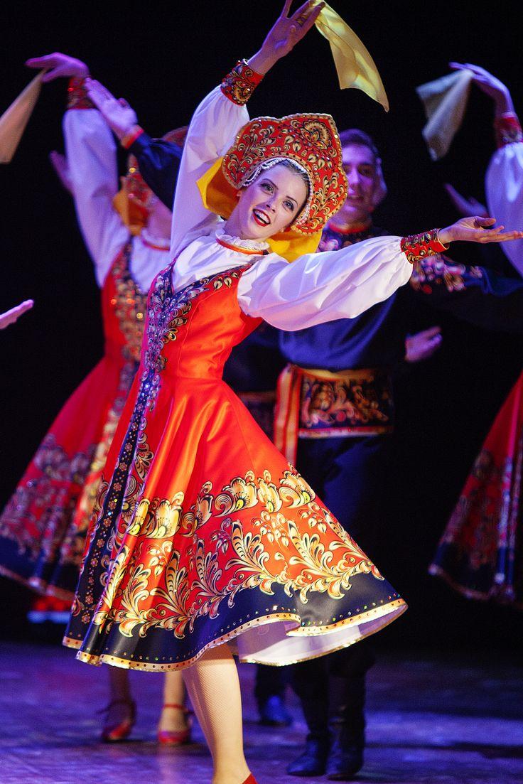 русский костюм для танца картинки этом
