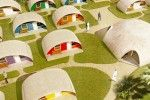 Colorful Binishell Dome Homes Made from Inflatable Concrete Cost Just $3,500 | Inhabitat - Sustainable Design Innovation, Eco Architecture, ...