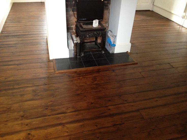 Wood floor restoration by Alton Wood Floors Ltd based in Alton, Hampshire