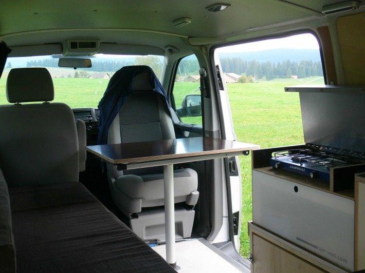 Location de camper van California Coast T6 Volkswagen - We-Van