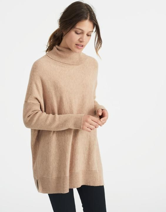 Joules Earth Roll Neck Jumper