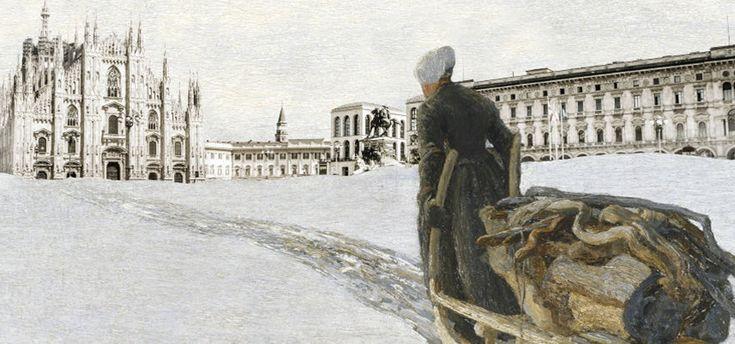 La mostra che inaugura il 18 settembre a Palazzo Reale rappresenta il ritorno di Segantini in quella che sentiva la sua patria spirituale e