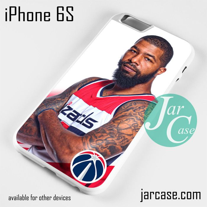 Basket Ball Washington Wizards Markieff Morris YT Phone case for iPhone 6/6S/6 Plus/6S plus