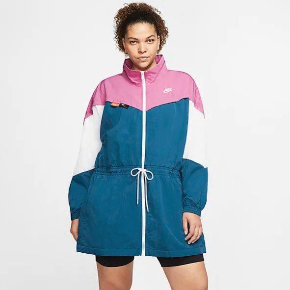 Track jackets, Nike women, Sportswear women