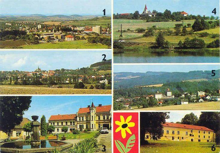 Muzeum České Sibiře, Voticko,pohlednice