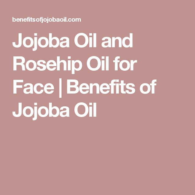 jojoba oil how to use on face