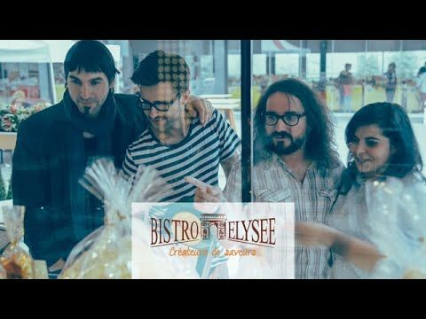 Video presentation we've made for Bistro Elysee