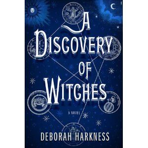"""""""A Discovery of Witches."""" I CANNOT RECOMMEND THIS BOOK ENOUGH. I've already read it cover-to-cover three times. Just wonderful in every way, from story to setting to language. Very beautifully done."""