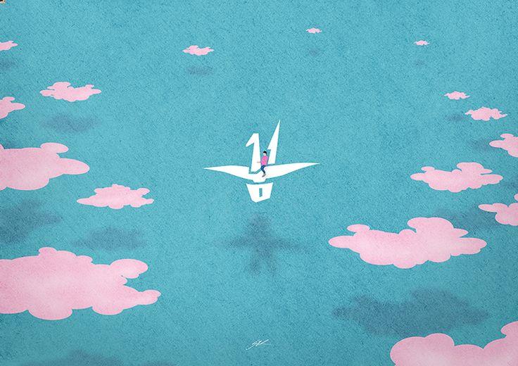[윤디자인 갤러리] '8FEAT(에잇피트)' 아티스트 릴레이 전시 – 타이포 아트 작가 박지후 개인전 <전시상황>