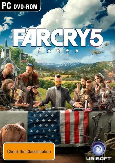 Far Cry 5 First Person Shooter, PC   Sanity
