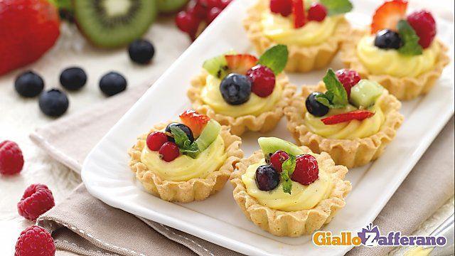 Pasta frolla- Crostata alla frutta
