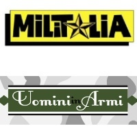 18 - 19 maggio 2013 - Militalia 53a edizione , Fiera del collezionismo militare. Parco esposizione Novegro.