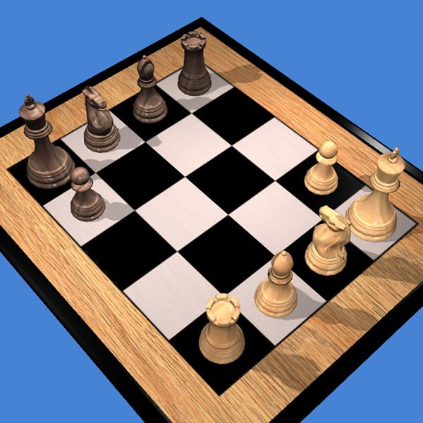 Play Micro Chess 4x5 online 3D or 2D http://www.jocly.com/#/play/micro4x5-chess