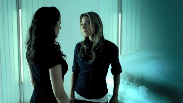 Bo and Lauren from Lost Girl | Who Is Your Favorite Television Lesbian Couple?
