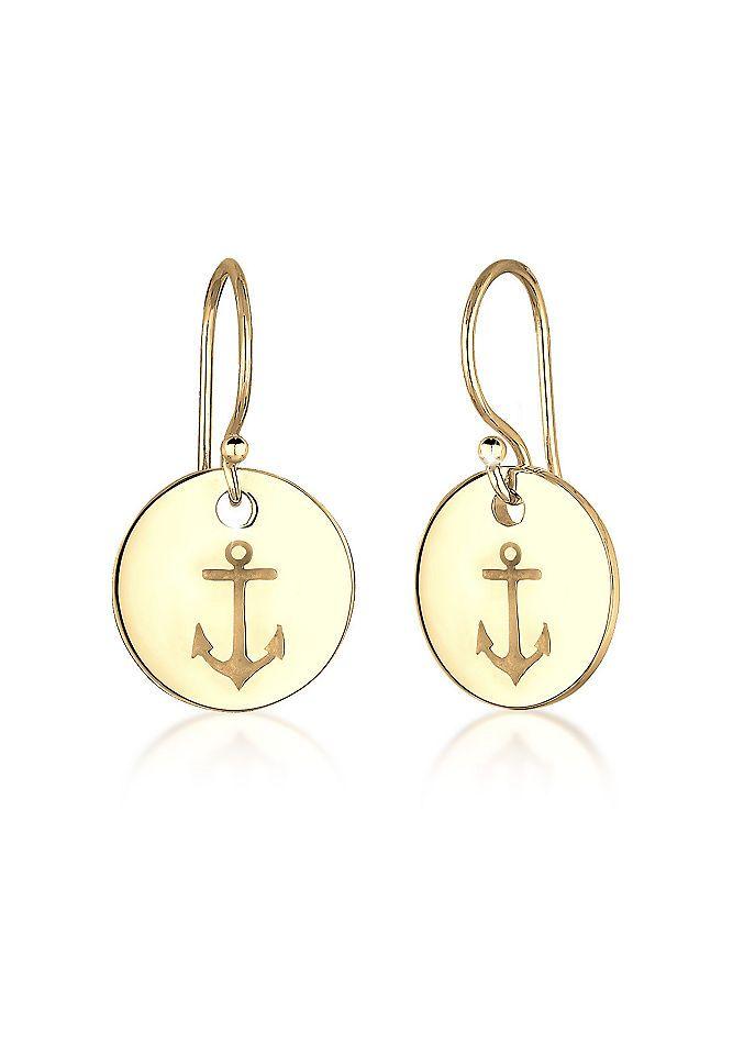 Elli Ohrringe »Anker Maritim Meer Sailor Trend Boot Silber« Jetzt bestellen unter: https://mode.ladendirekt.de/damen/schmuck/ohrringe/ohrhaenger/?uid=7caea023-4e2a-554b-8c31-91b47ffb3fe4&utm_source=pinterest&utm_medium=pin&utm_campaign=boards #schmuck #ohrhaenger #ohrringe #ohrschmuck