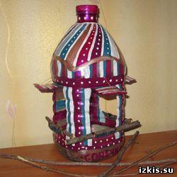 кормушка для птиц из пластиковой бутылки своими руками