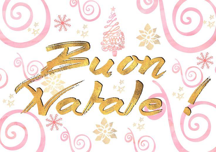 Tanti Auguri di Buon Natale a tutti voi !! Barbara www.mirabilecarta.com