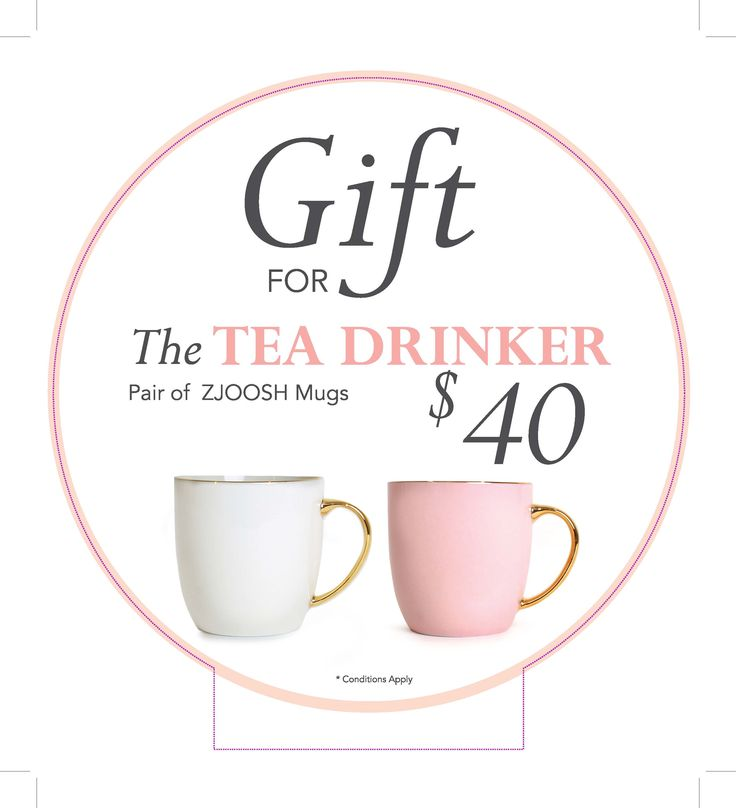 Gift for the Tea Drinker - Gift for the Tea Drinker - Mothers Day Special Offer 2017 - GIFT FINDER