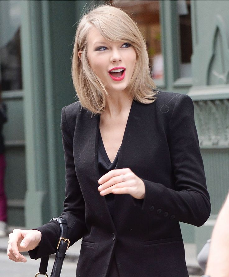 taylor swift new images   Taylor Swift Spring Style – Out in New York City – April 2014
