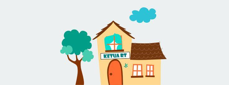 Gambar dari Mengamankan Rumah Selama Mudik Lebaran  http://kotaserang.com/2015/07/mengamankan-rumah-selama-mudik-lebaran.html  4. Lapor dengan Perangkat Desa,RT atau Tim Keamanan