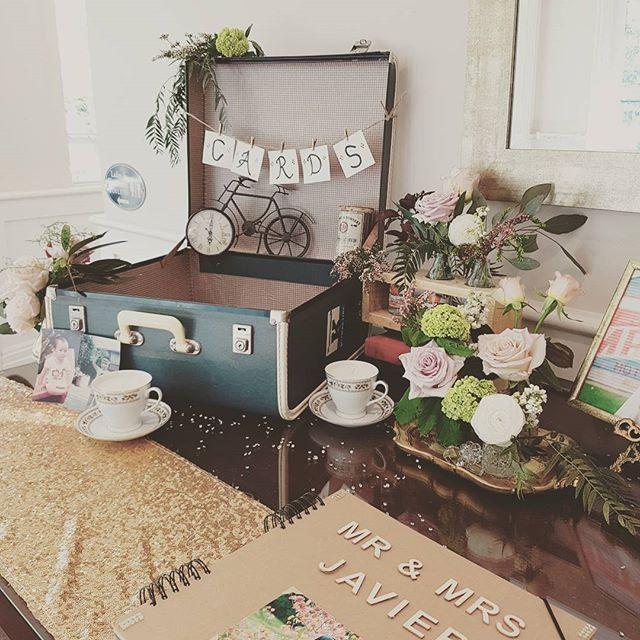 Lyrebird Falls Wedding Reception - Beautiful styling by our bride Jasmine and finishing touches by Nat from Foxyevergreen florist #weddingideas #lyrebirdfalls #diy