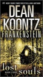 I love, love, love Dean Koontz (or at least reading his books).  Once you start reading, you can't put them down. (Mystery and Suspense)