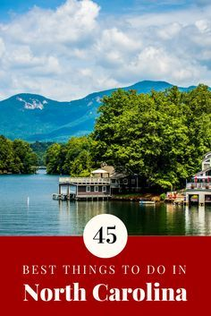 With so many things to do in North Carolina, you can make a weekend of it all year long. From outdoor adventures to historical landmarks, and from top tourist attractions to weird and unusual sites North Carolina is a vacationers dreamland.