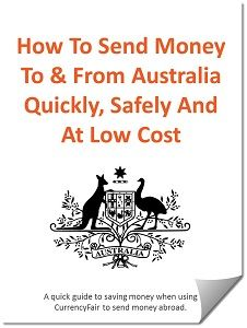 How to Send Money To or From Australia