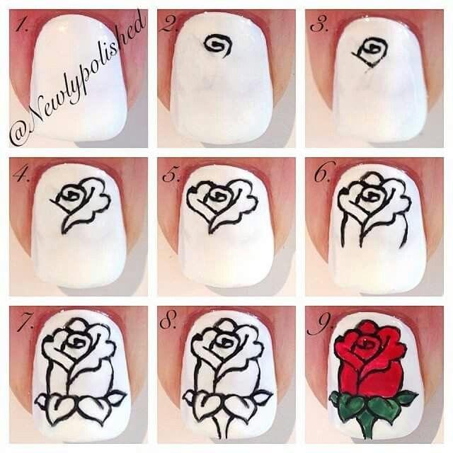 160 best nails images on pinterest nail art nail ideas and nail 160 best nails images on pinterest nail art nail ideas and nail designs prinsesfo Gallery