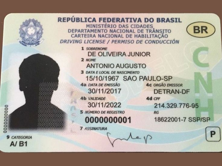 O DNI (Documento Nacional de Identidade) reuniria CPF, RG, CNH e Título de Eleitor em um só documento, mas parece que não será mais assim...